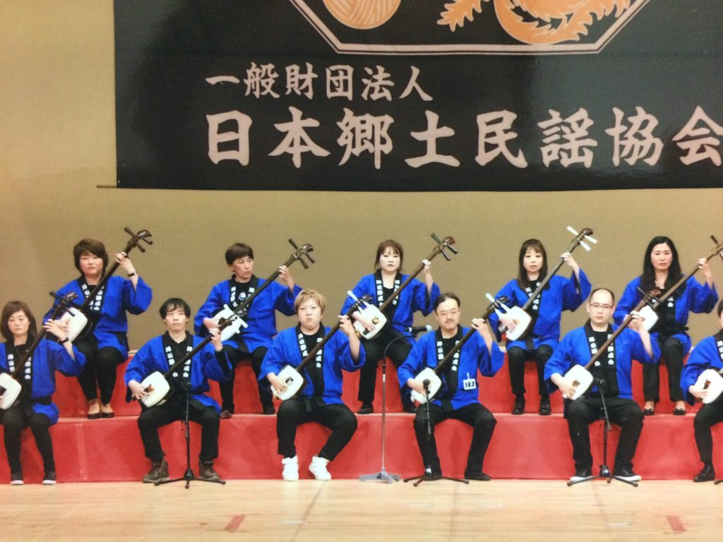 第56回郷土民謡民舞春季大会